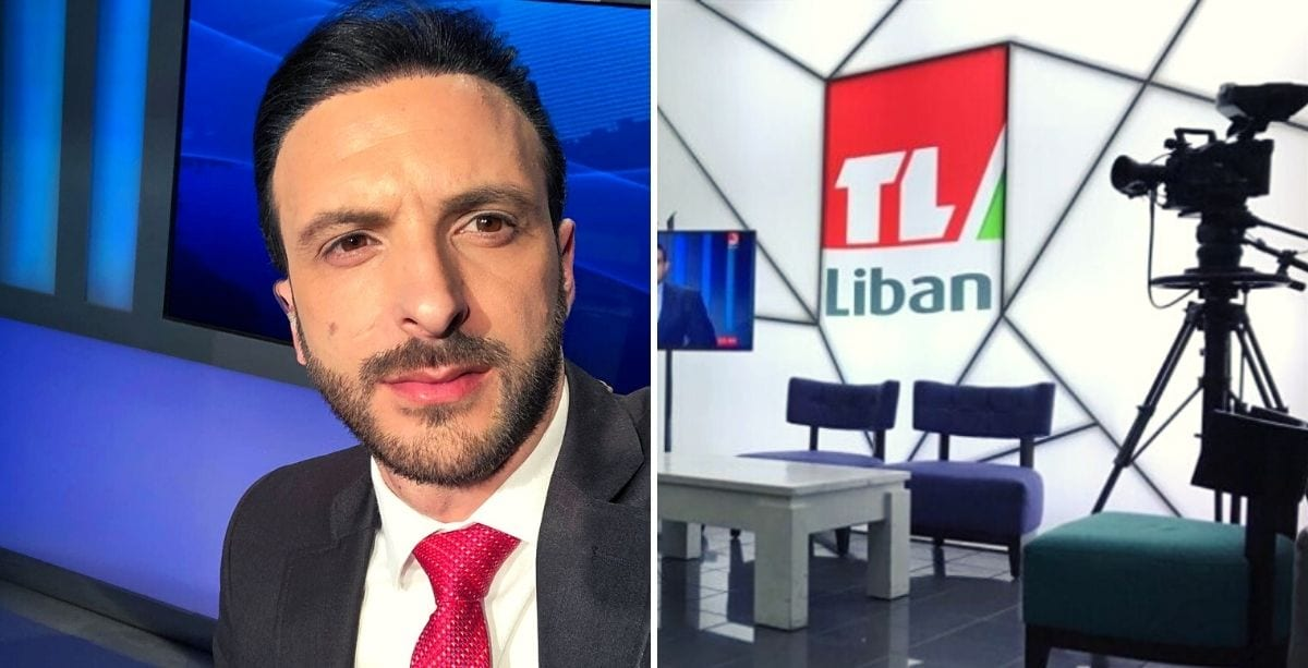Lebanese News Anchor Quits On Live TV With A Message To Politicians