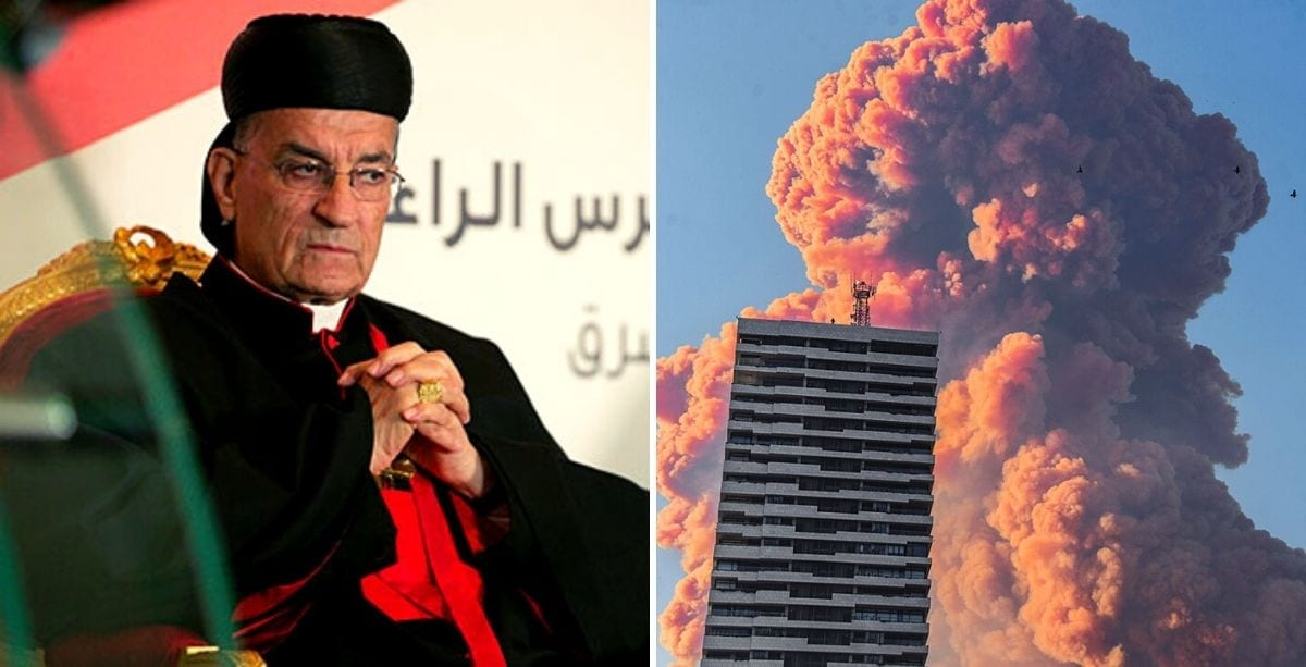 Maronite Church Calling For International Probe, Gov't Resignation, And Early Elections