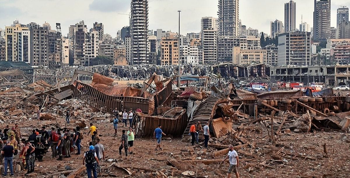 Over 25 Killed and 2,500 Injured So Far in Beirut Explosion