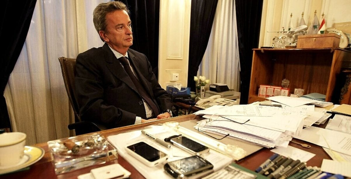 Report Reveals Riad Salameh Has Overseas Assets Worth $100 Million