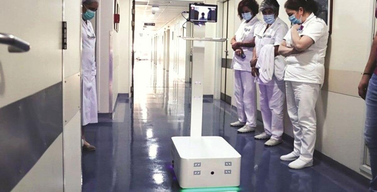 Robot made in Lebanon