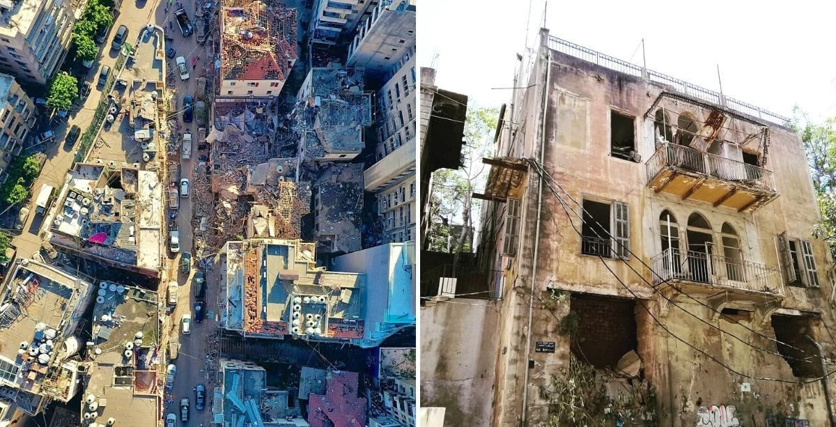UNESCO Will Protect Historic Buildings That Could Collapse