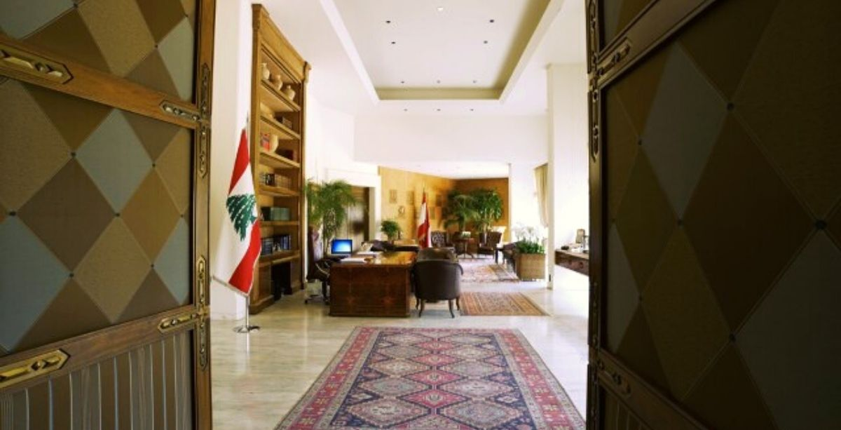 Around 10 People Have Coronavirus In Lebanon Presidential Palace