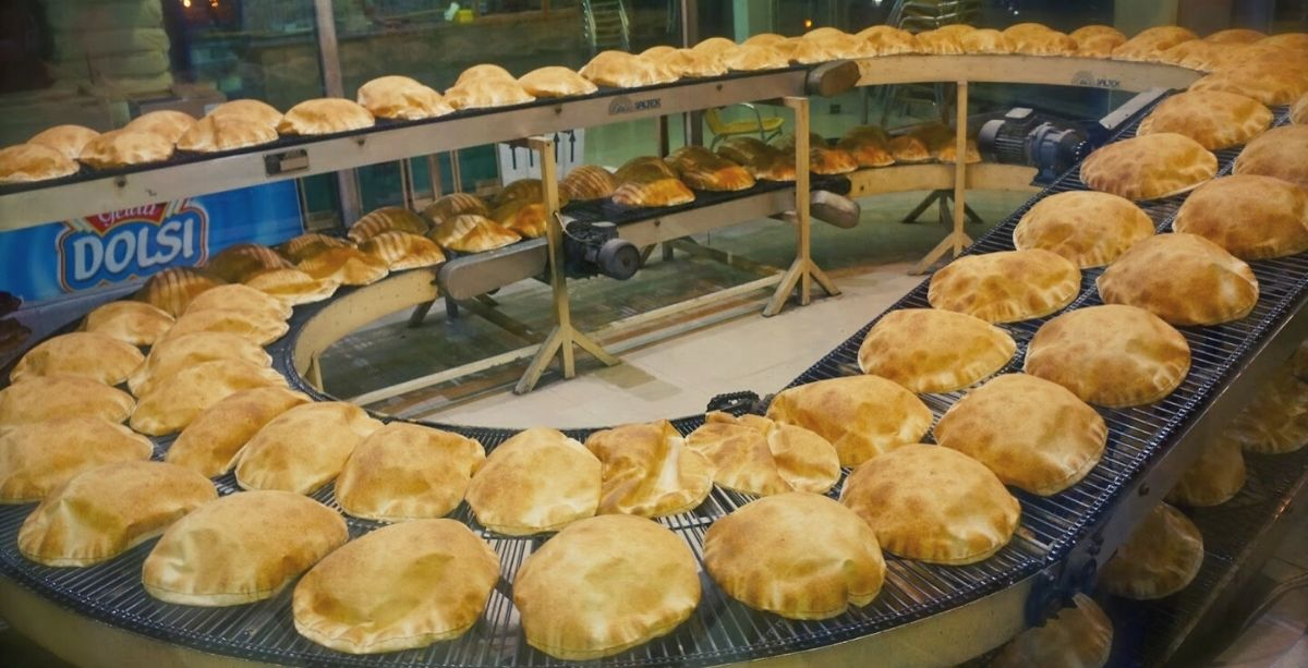 Bundle Of Bread In Lebanon Will Be 100g Heavier, For A Limited Time
