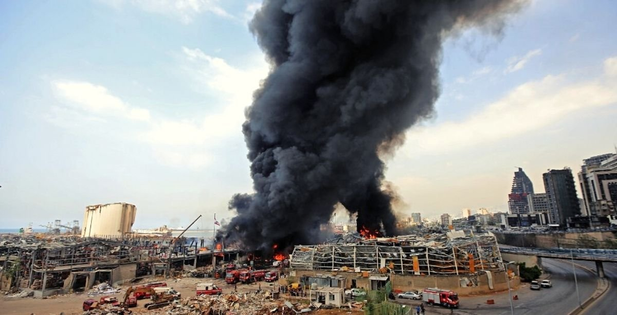 Company Charged With Negligence Over Beirut Port Fire