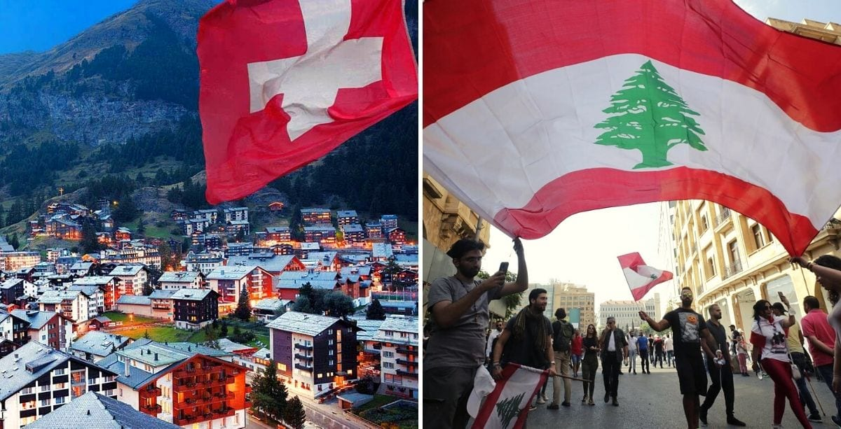 Conference For Lebanon Will Take Place In Switzerland This Week
