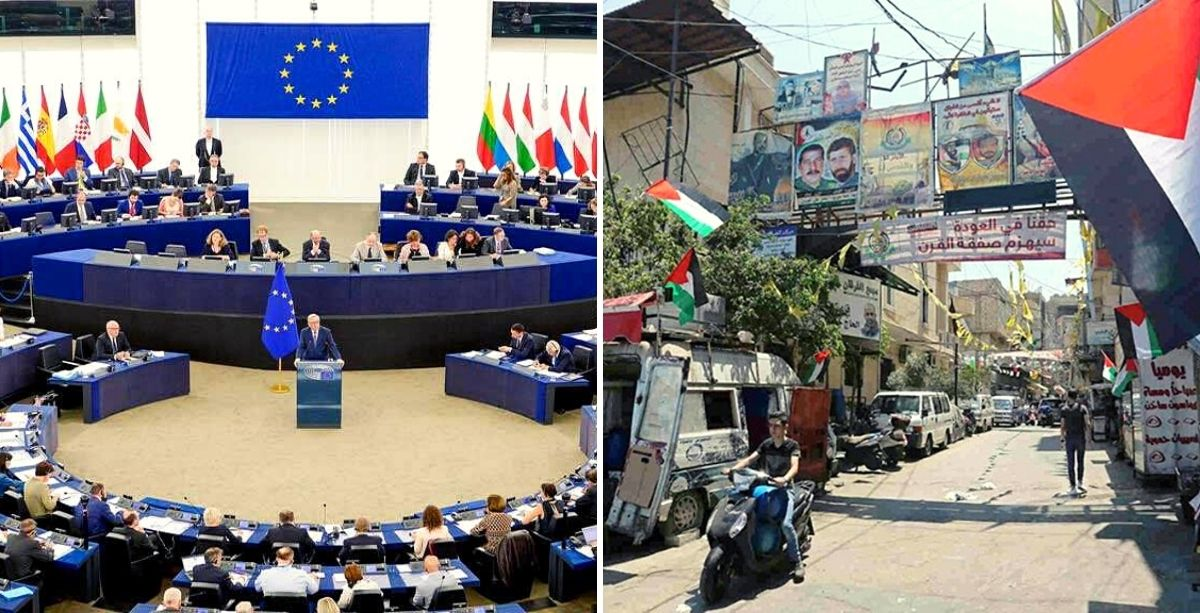 EU Donates Over 30 Million Euros To Support Refugees In Lebanon