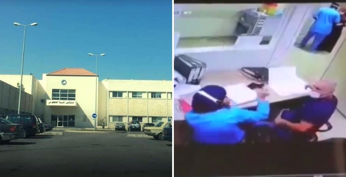 Footage Of Doctor Assaulting Nurse In Lebanon Sparks Outrage