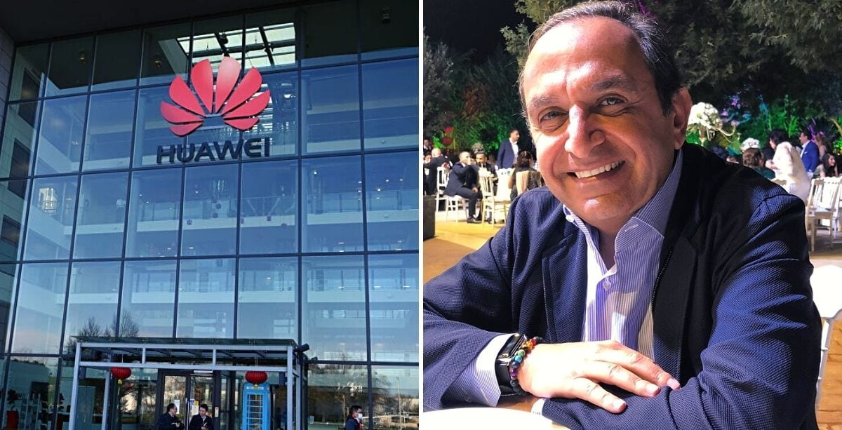 Huawei Is Going After This Lebanese Businessman for $35 million
