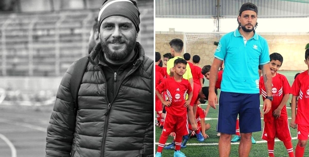 Lebanese Football Player Mohammad Atwi Just Passed Away From Stray Bullet