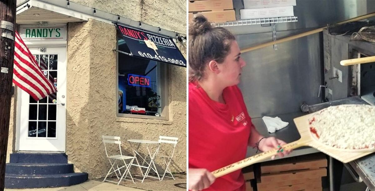"""Lebanese Chef In US Offers """"A Slice Of Heaven"""" In Her New Pizzeria"""