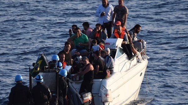 Illegal sea crossings from Lebanon to Cyprus