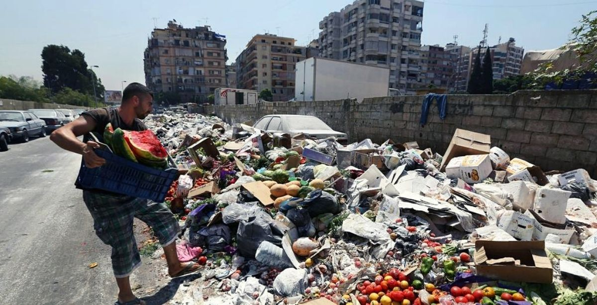 New Waste Crisis Looms Over Lebanon After Beirut Explosion
