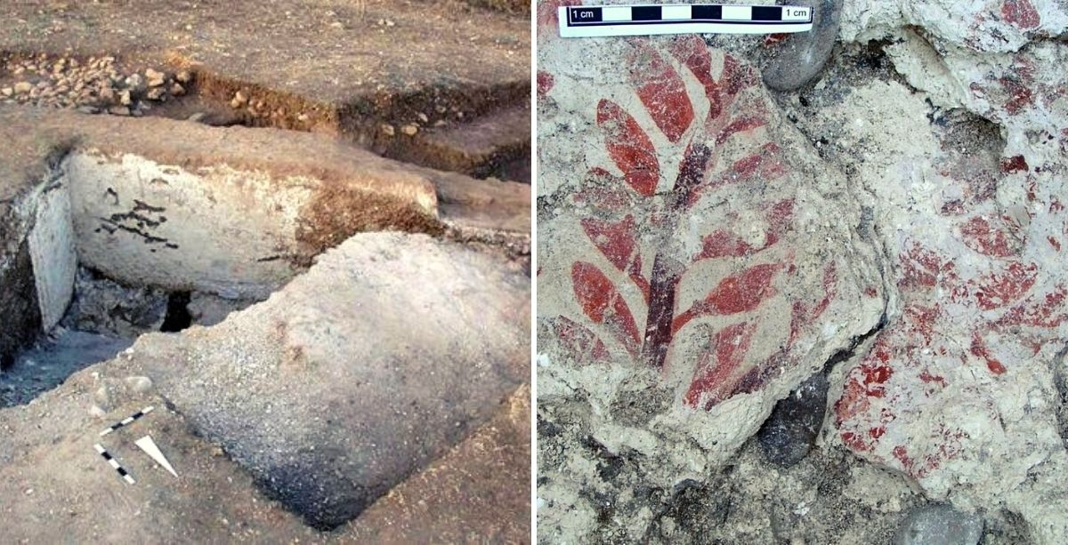 South Lebanon Has Primitive Paintings That Date Back 4,000 Years
