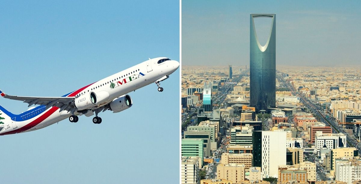 You Can Now Take Flights Between Lebanon And Saudi Arabia Again