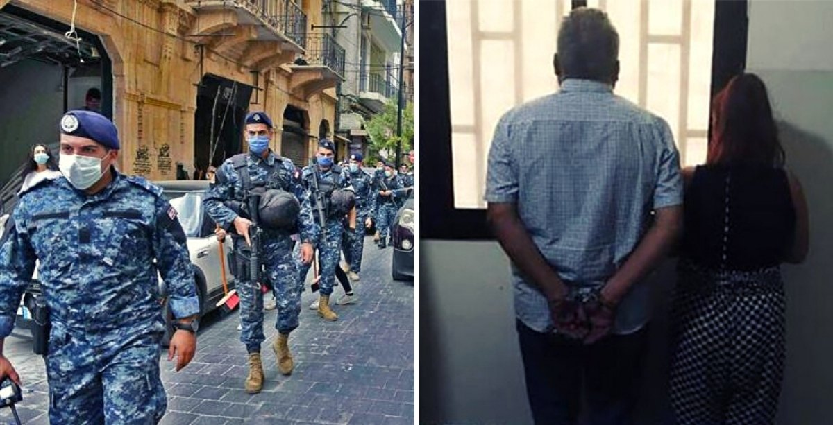 Dangerous Druglord 'The Uncle' Arrested While Selling Drugs In Mount Lebanon.