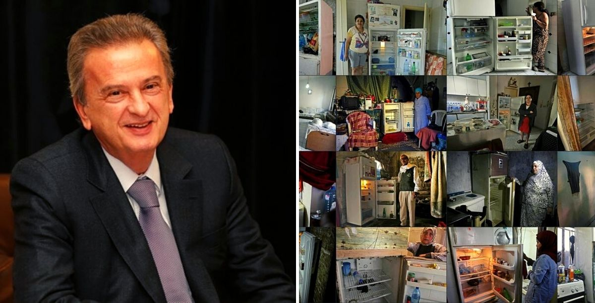 Economic Crisis Will Apparently Soon Be Over According to Riad Salameh
