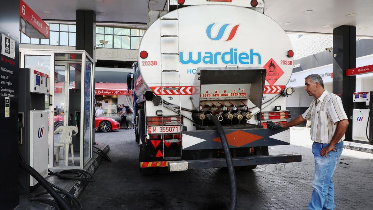 Lebanon is facing severe fuel rationing
