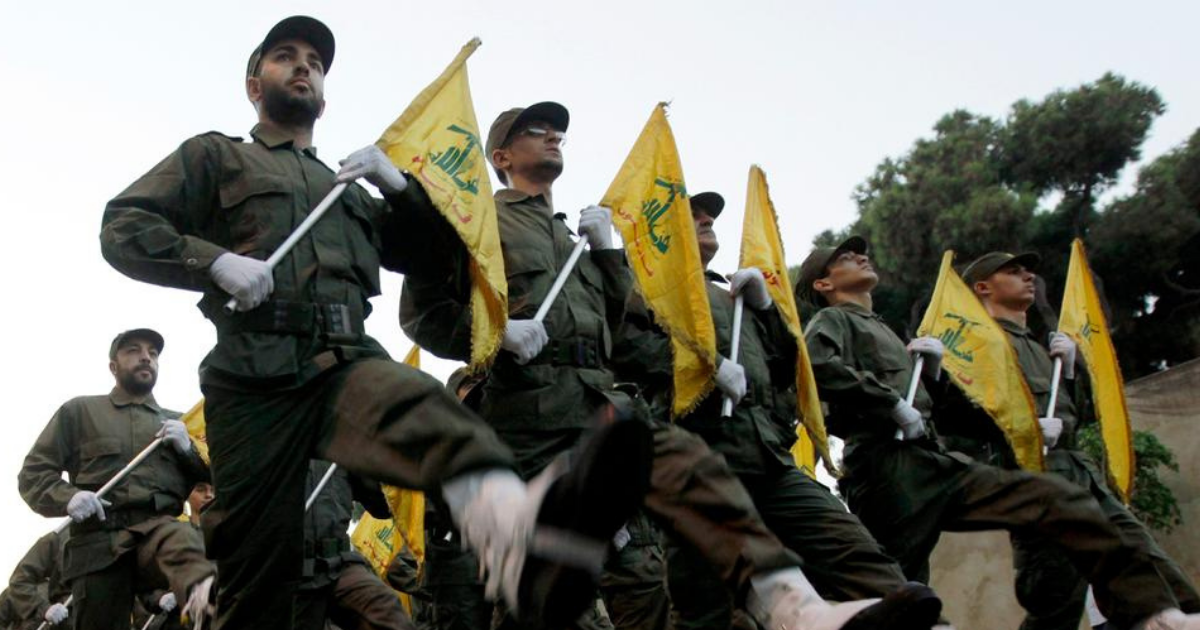 US Just Issued New Sanctions On Hezbollah & Iran