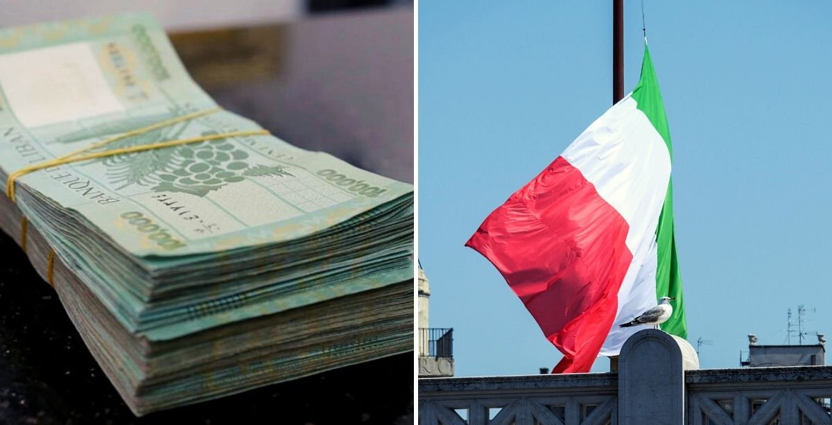 Italian Embassy In Lebanon Just Stopped Accepting Lebanese Pounds