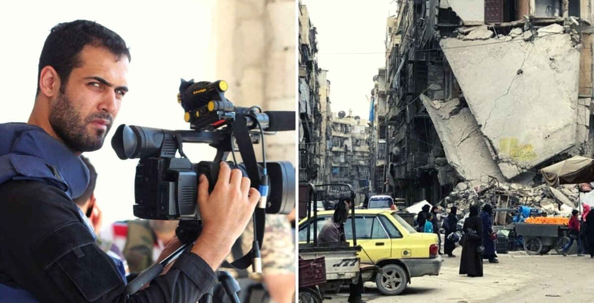 It's Been 7 Years Since Lebanese Cameraman Samir Kassab Was Kidnapped In Syria
