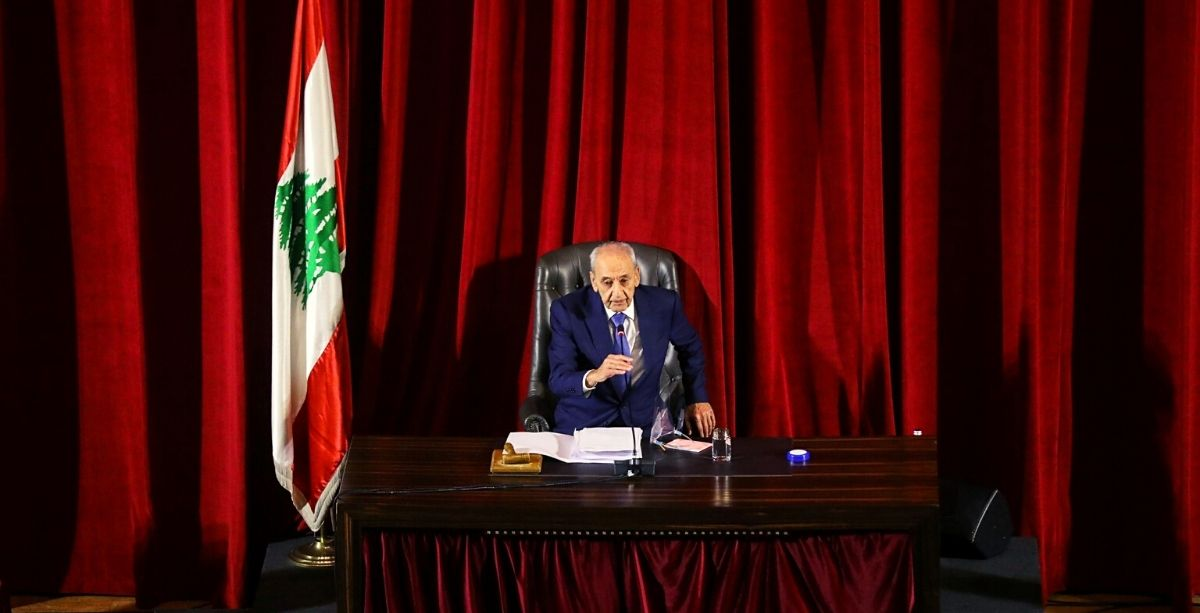 Lebanese Parliament Will Choose New Prime Minister Next Week