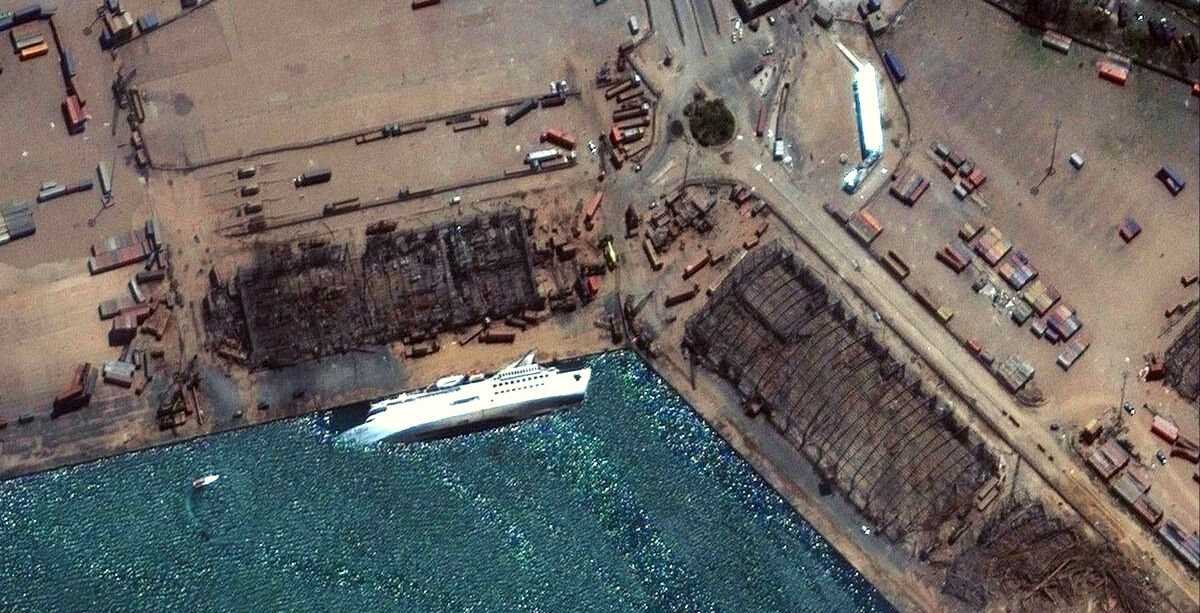 Lebanon Received Investigation Results Into Notorious Rhosus Ship From Jordan