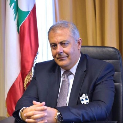 Beirut Governor Marwan Abboud