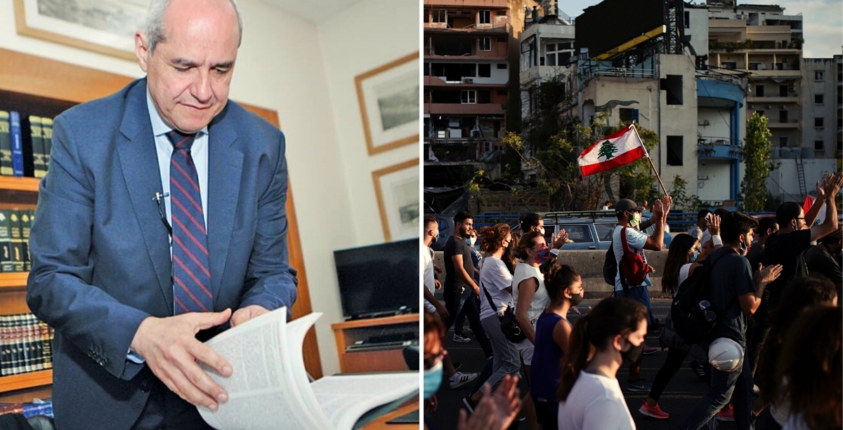 Nearly 700 Lawsuits Against The Gov't From Beirut Blast Victims Have Been Filed