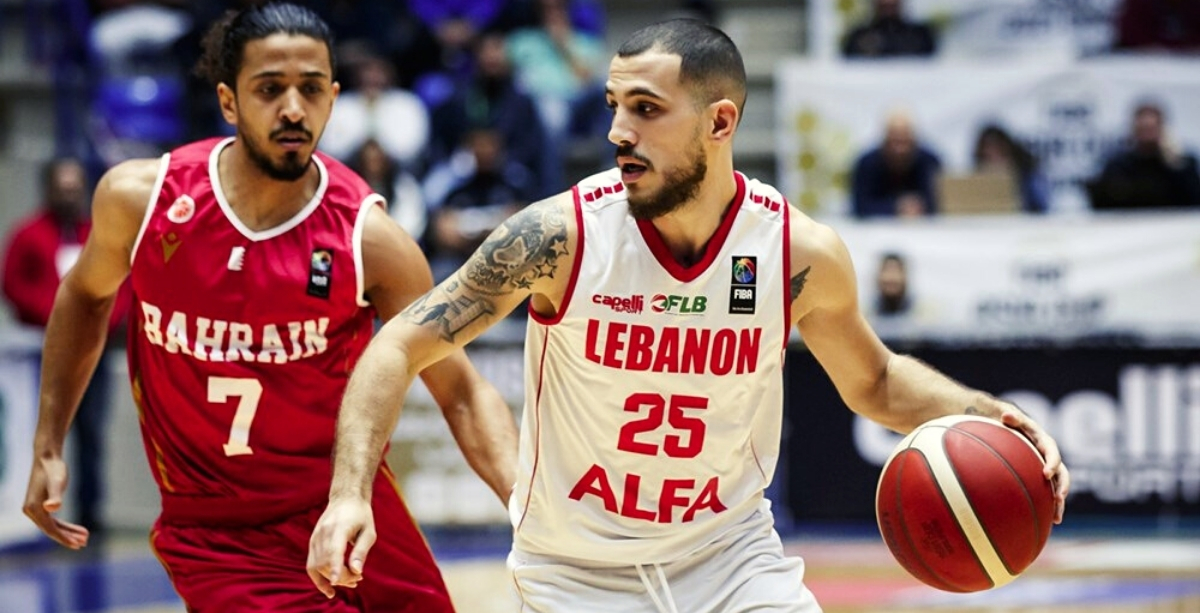 Team Lebanon Is Not Holding Back In Asia Cup 2021 Qualifiers