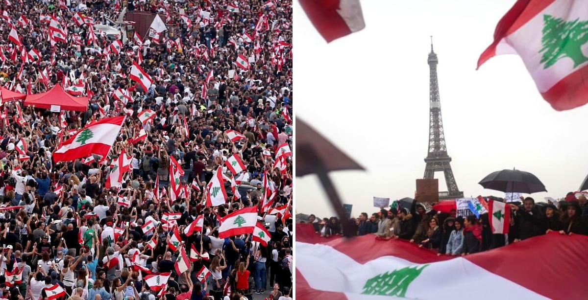 This Is Everything Planned Tomorrow For The Lebanese Revolution's Anniversary