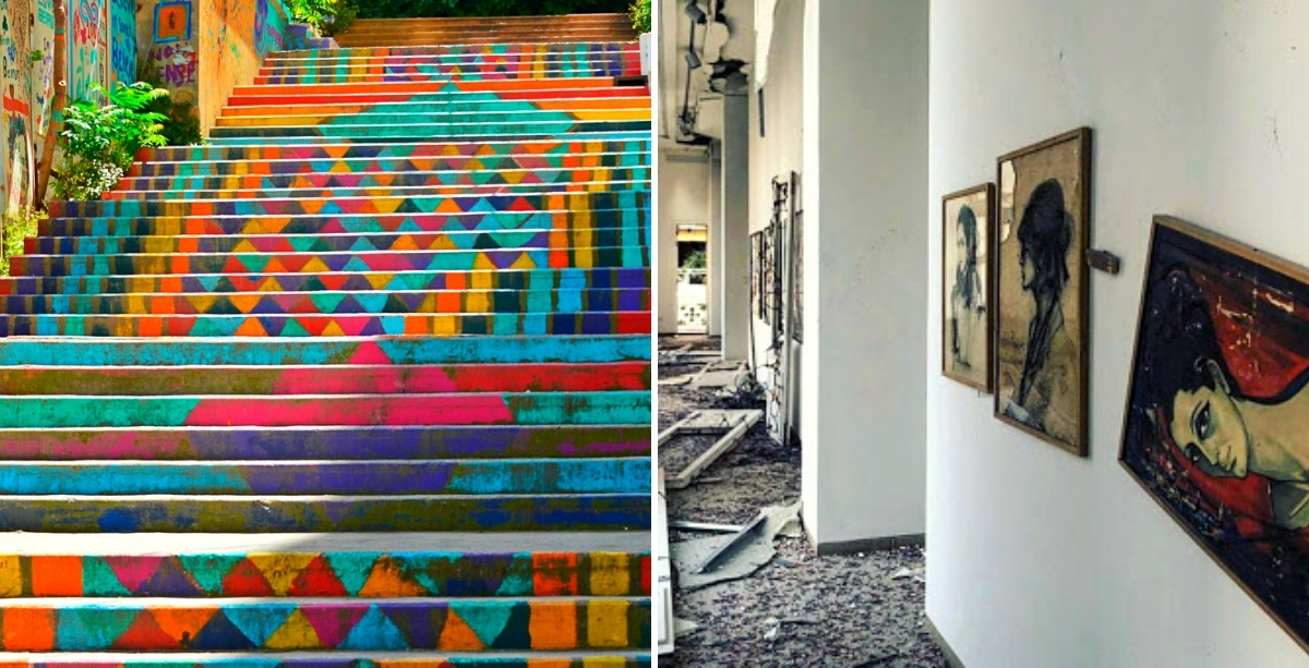Online Auction Will Be Selling Artwork To Help 'Revive Mar Mikhael