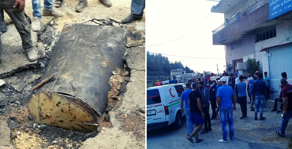 A Welder Just Set Off An Explosion In Lebanon