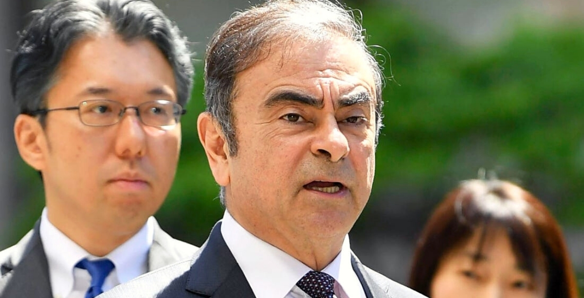 Carlos Ghosn Just Published A Book About His Infamous Escape From Japan