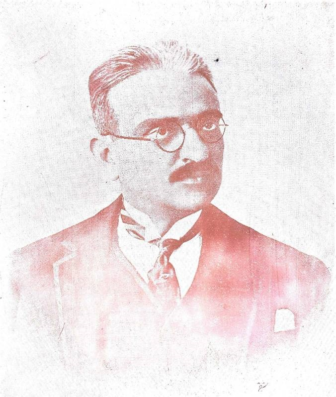 Charles Debbas, Lebanon's first president under the French Mandate.