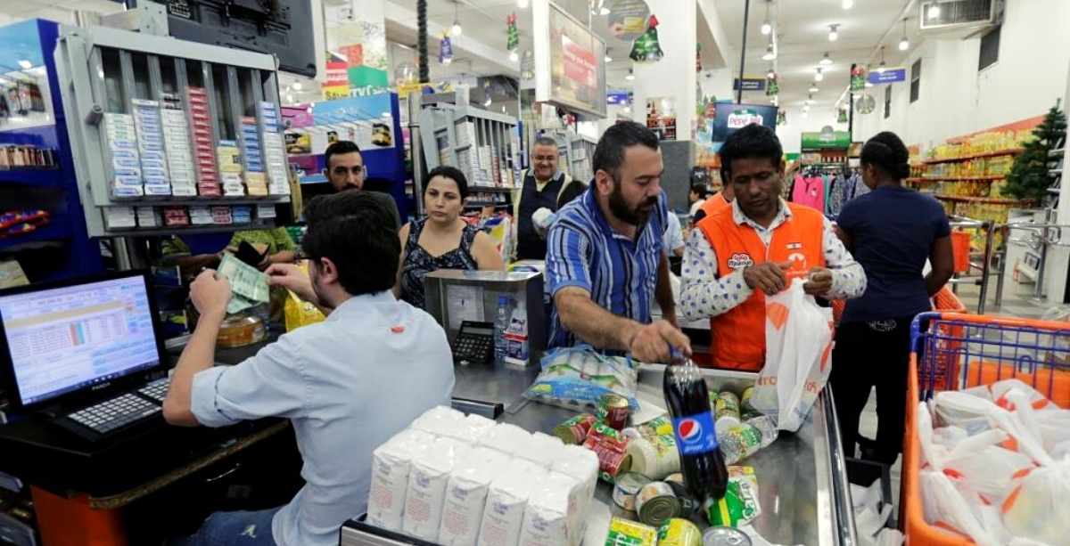 Consumer Confidence Hit An All-Time Low In Lebanon
