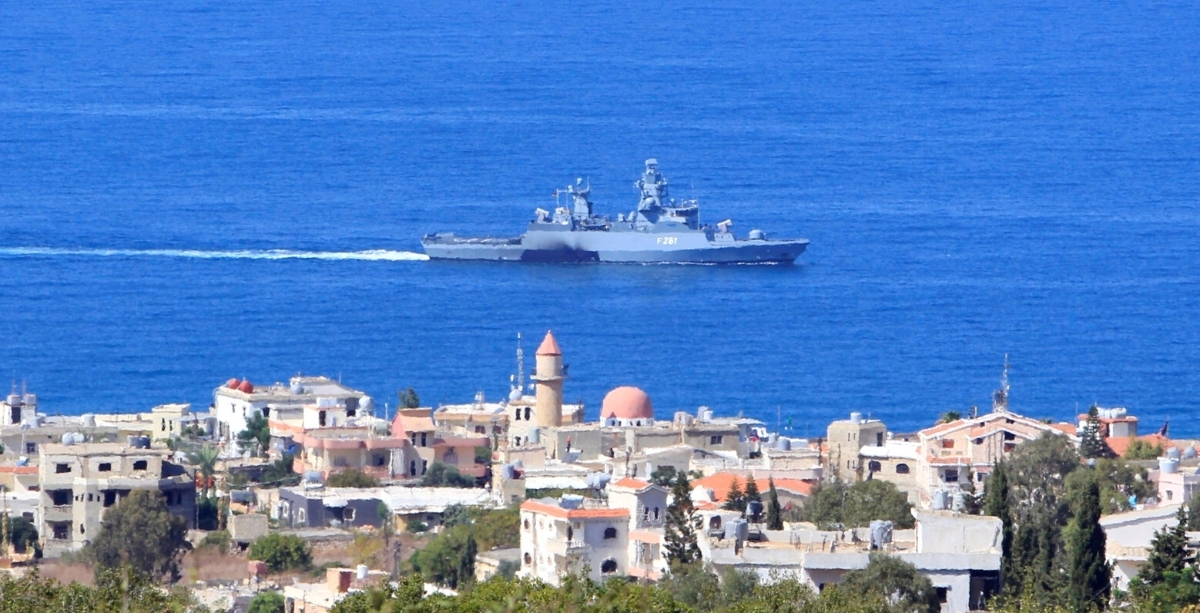 Lebanon Officially Sets Starting Point In Border Talks With Israel