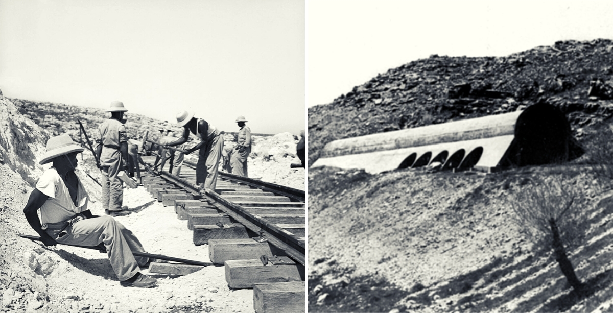 Rare Footage Shows The Opening Of The Beirut-Tripoli Railway Line In 1942