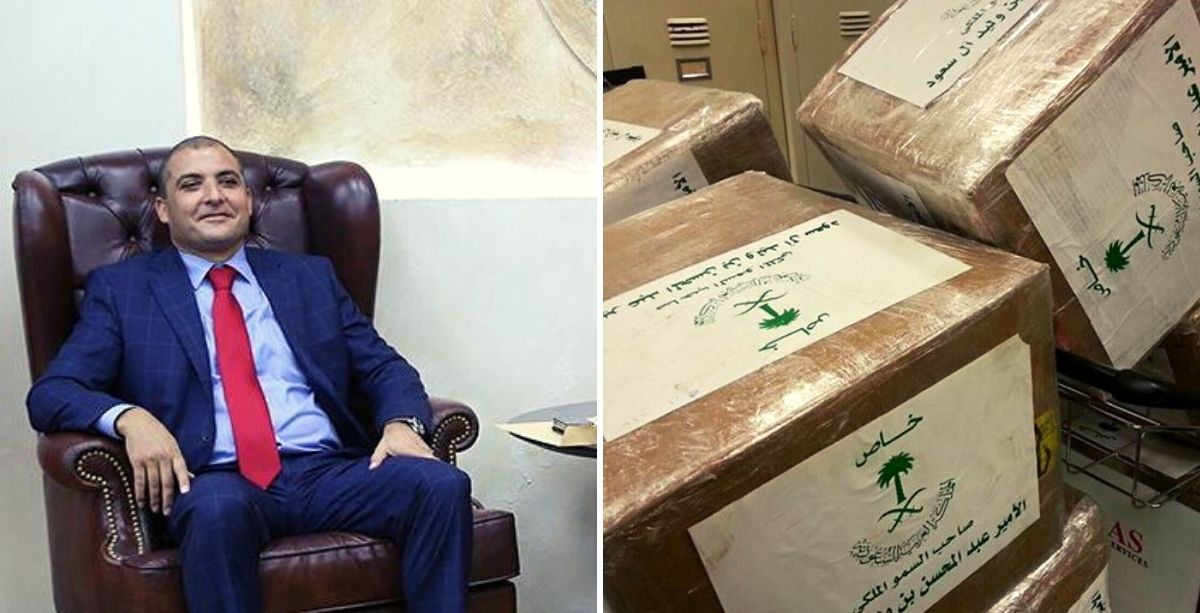 Saudi 'Captagon Prince' Escape Gets Lebanese Customs Boss A New Arrest Warrant