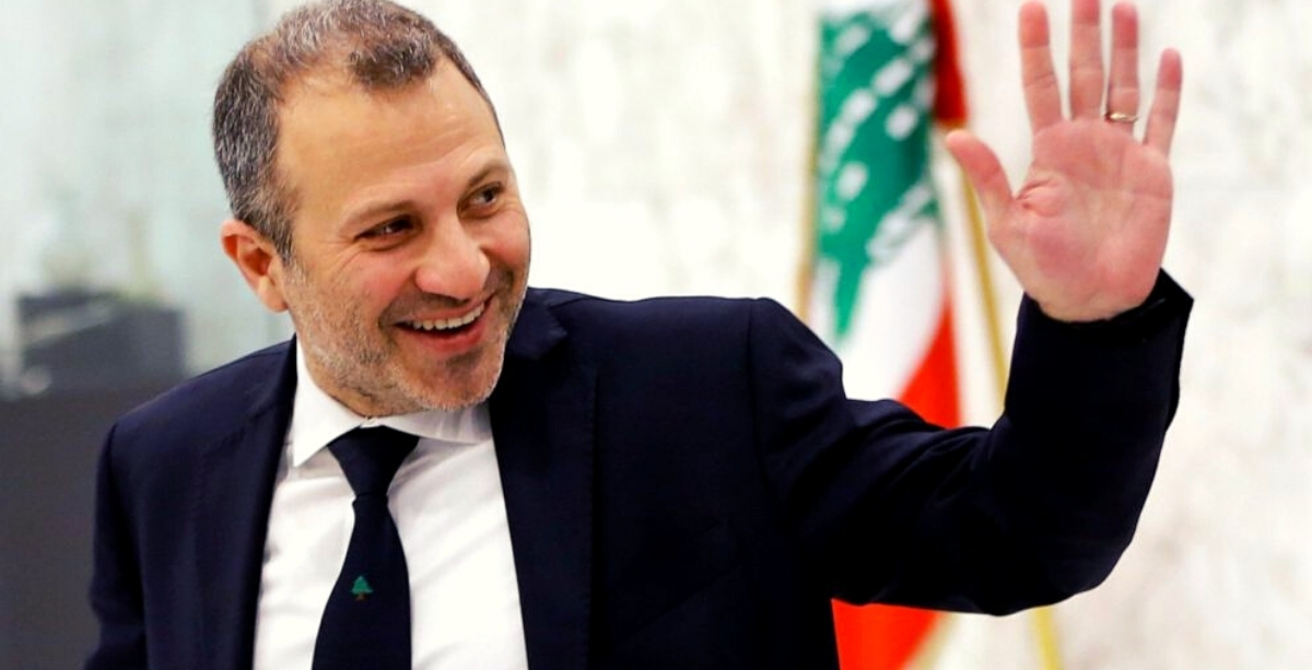 The United States Just Officially Imposed Sanctions On Gebran Bassil For Helping Hezbollah