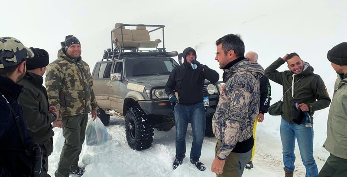 Three Lebanese Men Found After Going Missing On A Mountain