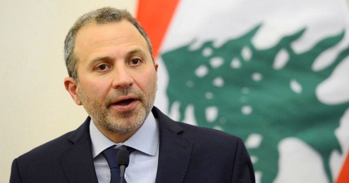 United States to sanction leader of Lebanon's Free Patriotic Movement