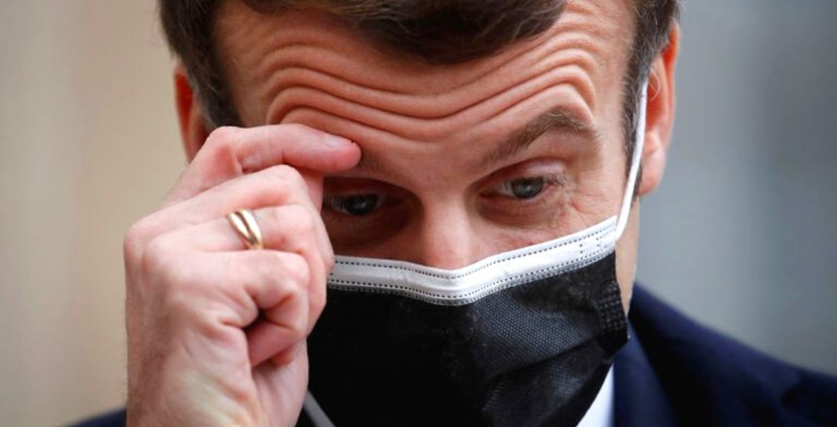 French President Macron Just Tested Positive For Coronavirus