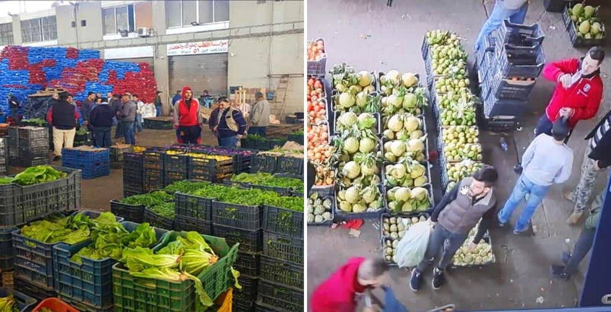 Gang Stole LBP 10 Million Right From The Pocket Of A Vegetable Trader
