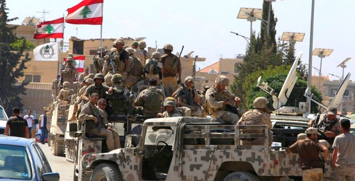 Lebanese Army Received Vehicles And Equipment From The U.N.