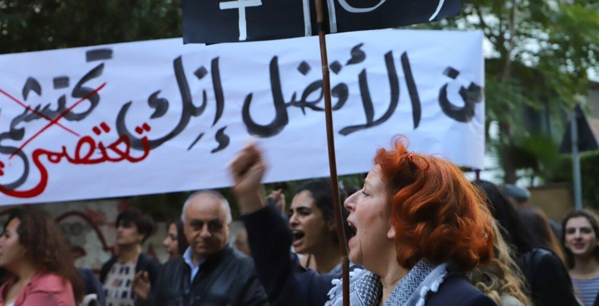 Lebanese Parliament Just Voted To Criminalize Sexual Harassment