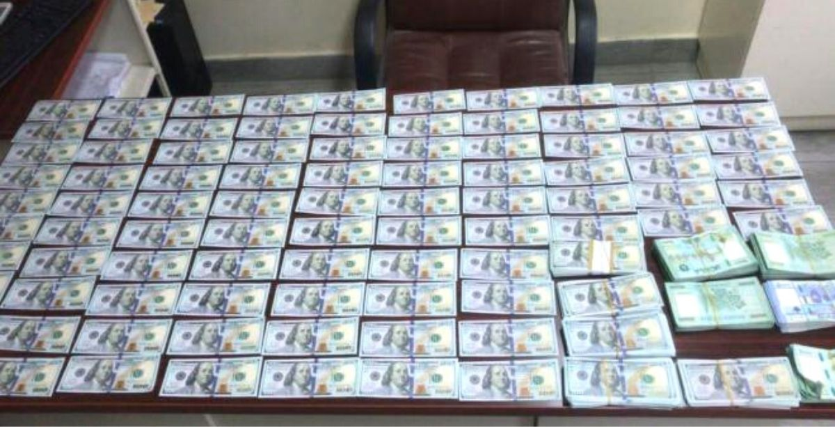 More Than $64,000 In Counterfeit Bills Seized By ISF