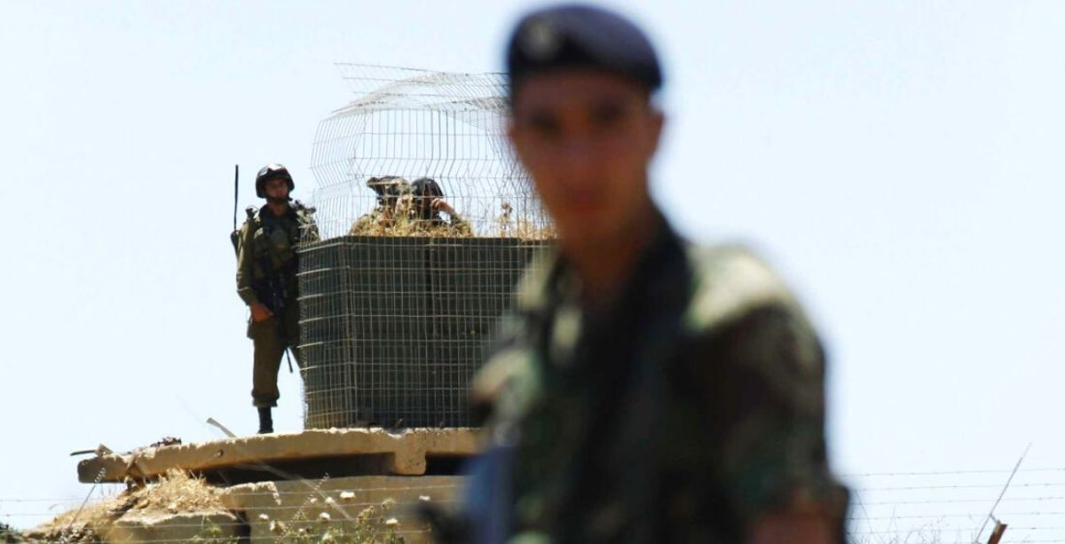Nearly 20 Israeli Soldiers Took Combat Positions On Border With Lebanon