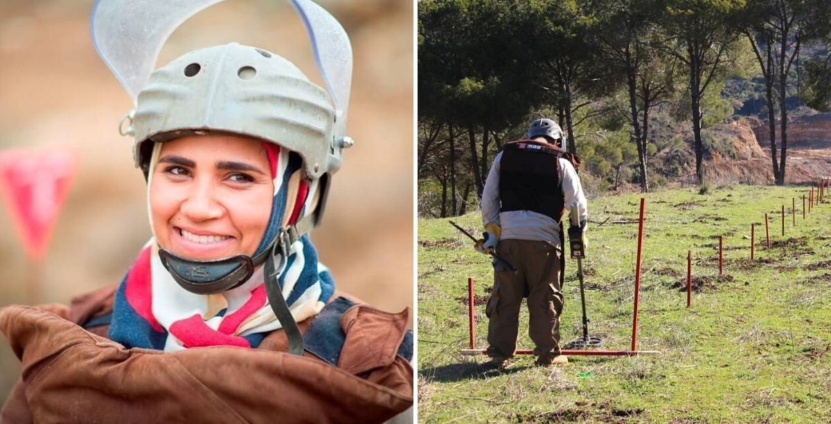 Nearly 200 Jobs Lost As UK Cuts Funding Of Mine Clearance Work In Lebanon.