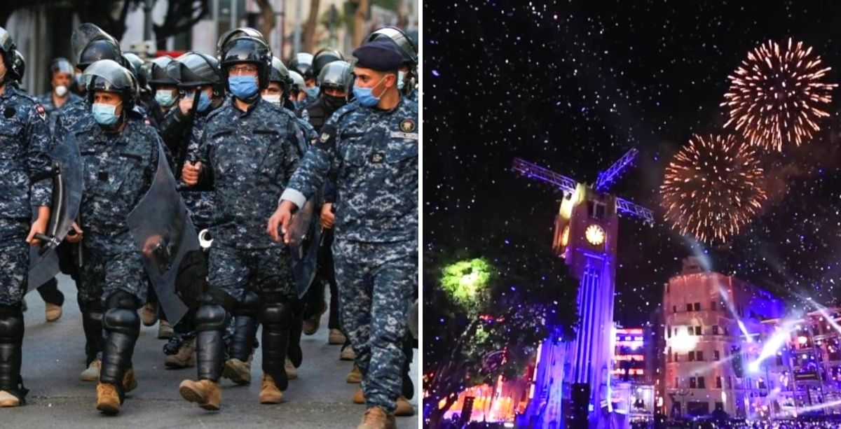 Security Forces Readiness Will Be At 100% On New Year's Eve